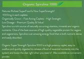 Ross Gardiner Spirulina 1000 Powder 150gm