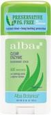 Alba Unscented Deodorant 55gm