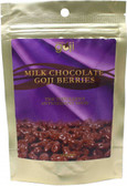 Naturally Goji Milk Chocolate Goji Berries 125gm
