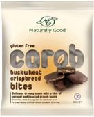 Naturally Good Carob Buckwheat Bites GF 200g