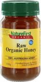 Natures First Organic Raw Honey 500gm