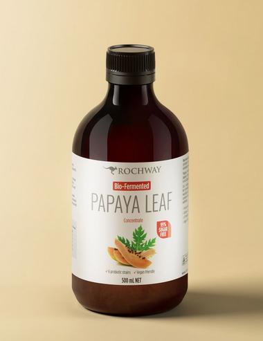 Papaya Leaf Concentrate