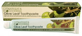 Natures Goodness Olive Leaf Toothpaste 110g