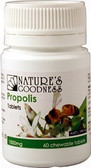 Natures Goodness Propolis Tablets 1000mg 60s