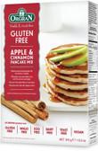 Orgran Apple/Cinnamon Pancake Mix 375gm