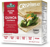 Orgran Toasted MultiGrain Crispibrd with Quinoa 125g