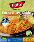 Pattu Pav Bhaji Curried Vegetables 285gm