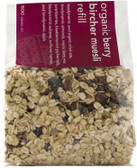 Real Good Foods Org Berry Bircher Muesli Refil500g