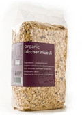 Real Good Foods Org Bircher Muesli Refill Bag500g