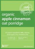 Real Good Foods Org Oat Porridge Refill Bag 500g