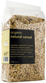 Real Good Foods Org WF Natural Cereal Bag1.25kg