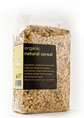 Real Good Foods Org WF Natural Cereal Refill 500g