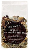 Real Good Foods Organic Chocolate Street Mix 200g