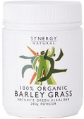 Synergy Organic Barley Grass Powder 200g