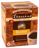 Teeccino Hazelnut Herbal Coffee 10 Tee-Bags