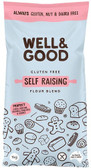 Well And Good Self Raising Flour Mix 1kg G/Free