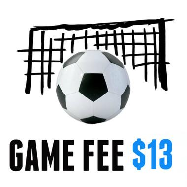 GlobalX Futsal Game Fee