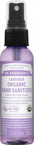 Hand Sanitizer Dr Bronners Kills 99.9% Germs