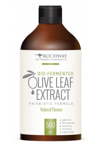 Rochway Olive Leaf Extract