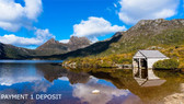 CRADLE MOUNTAIN AND HOBART P1