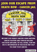 Book Escape From Death Row - Cancer Jail