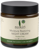 Sukin Moisture Restoring Night Cream Jar 120ml