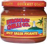 Byron Bay Chilli Spicy Med Salsa Picante 300g