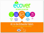 Ecover Dishwasher Tablets 25 tabs