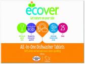 Ecover Dishwasher Tablets 25 tabs