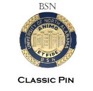 University of North Alabama BSN - Classic Pin