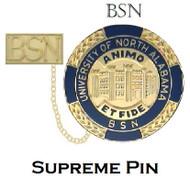"1"" Supreme Pin"
