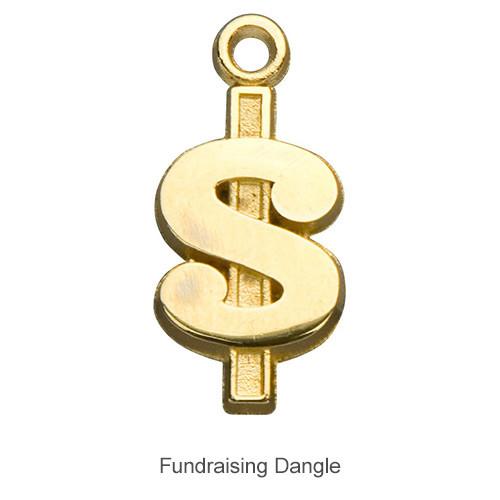 Delta Zeta Fundraising Dangle