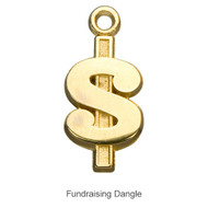 Delta Zeta Fundraising Dangle
