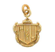 DZ Golden Crest Dangle