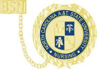 "1"" Nursing Pin w/ Guard"
