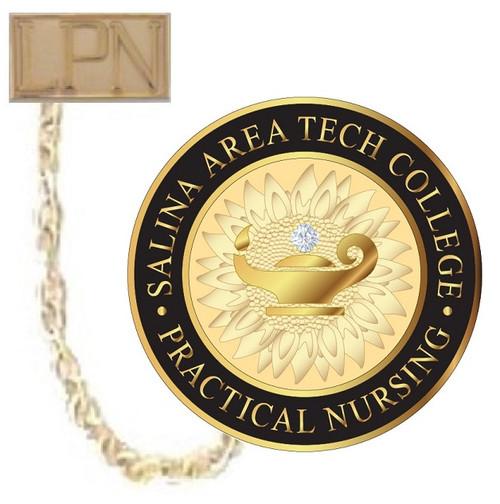 "Preferred Nursing Pin, 7/8"""