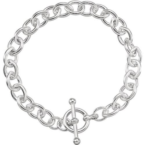 cable link bracelet