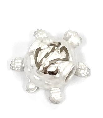 Delta Zeta turtle bead (Pandora)