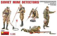 Miniart Models - Soviet Combat Engineers Mine-Detecting Set