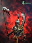 MJ Miniatures Polish Winged Hussar