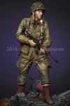 "Alpine Miniatures - Paratrooper, 101st Airborne, ""Screaming Eagles"""
