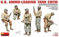 Miniart Models - U.S. Ammo Loading Crew