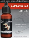 Scale 75 Aldebaran Red Paint