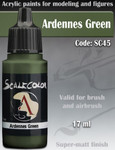 Scale 75 Ardennes Green Paint