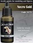 Scale 75 Black Gold Paint