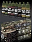 Scale 75 - German Vehicles Camo Paint Set