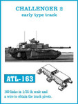 Fruilmodel Challenger II Early Track Set