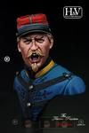 Heroes & Villains Miniatures - Lieutenant, Chasseurs d'Afrique
