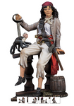 Andrea Miniatures Pirates of the Caribbean: Mary Read, 1720
