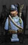 Model Cellar WWI Austro-Hungarian Alpine Ski Trooper